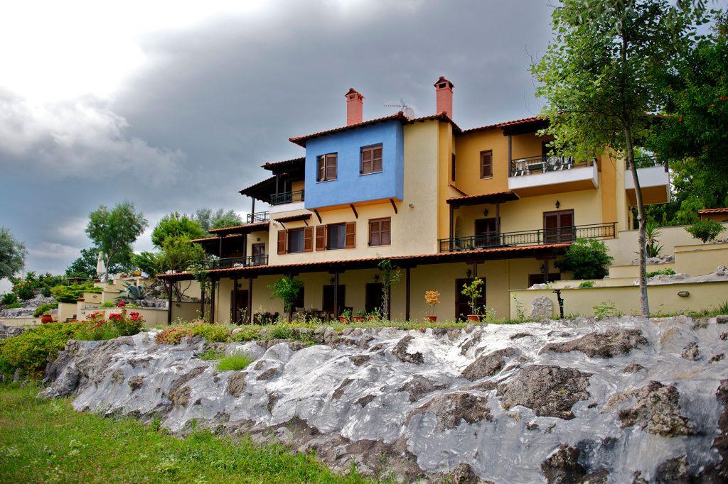 Kiparissi Villa Athos Halkidiki